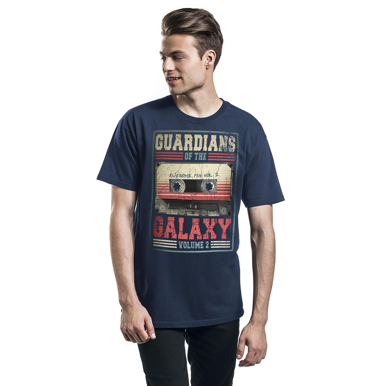 Mixtape Vol. 2 T-shirt Design man