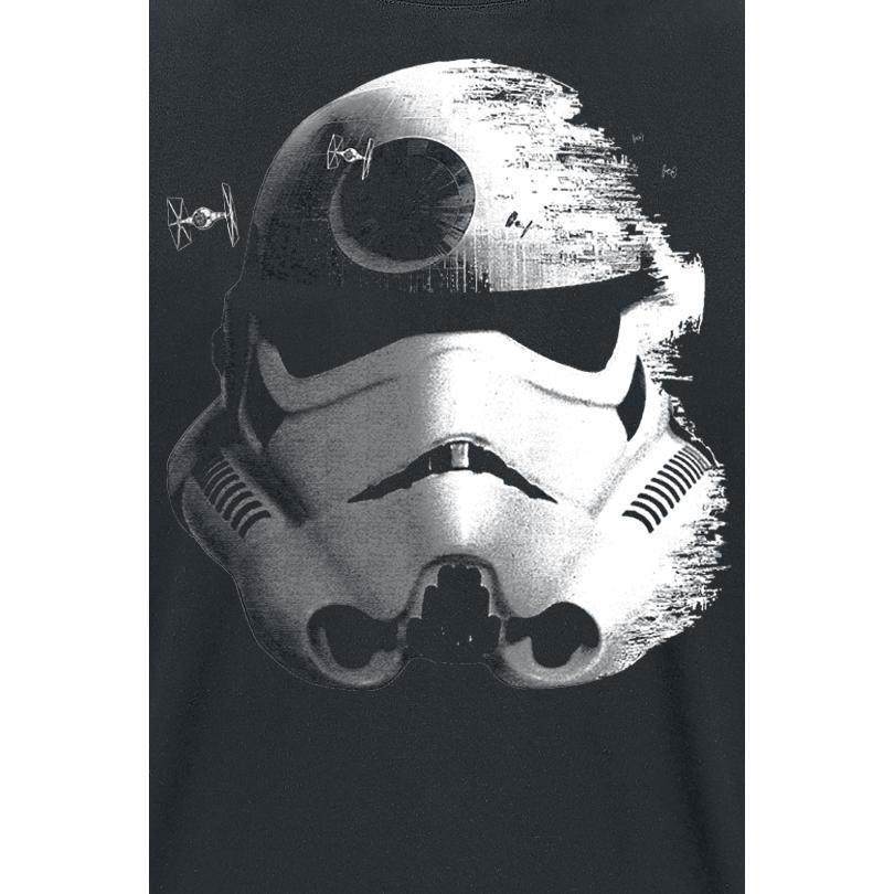 Stormtrooper - Deathstar T-shirt Design design