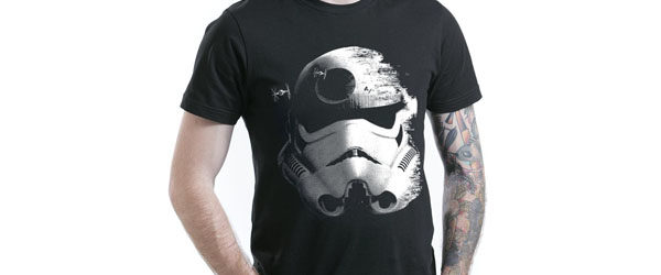 Stormtrooper - Deathstar T-shirt Design main