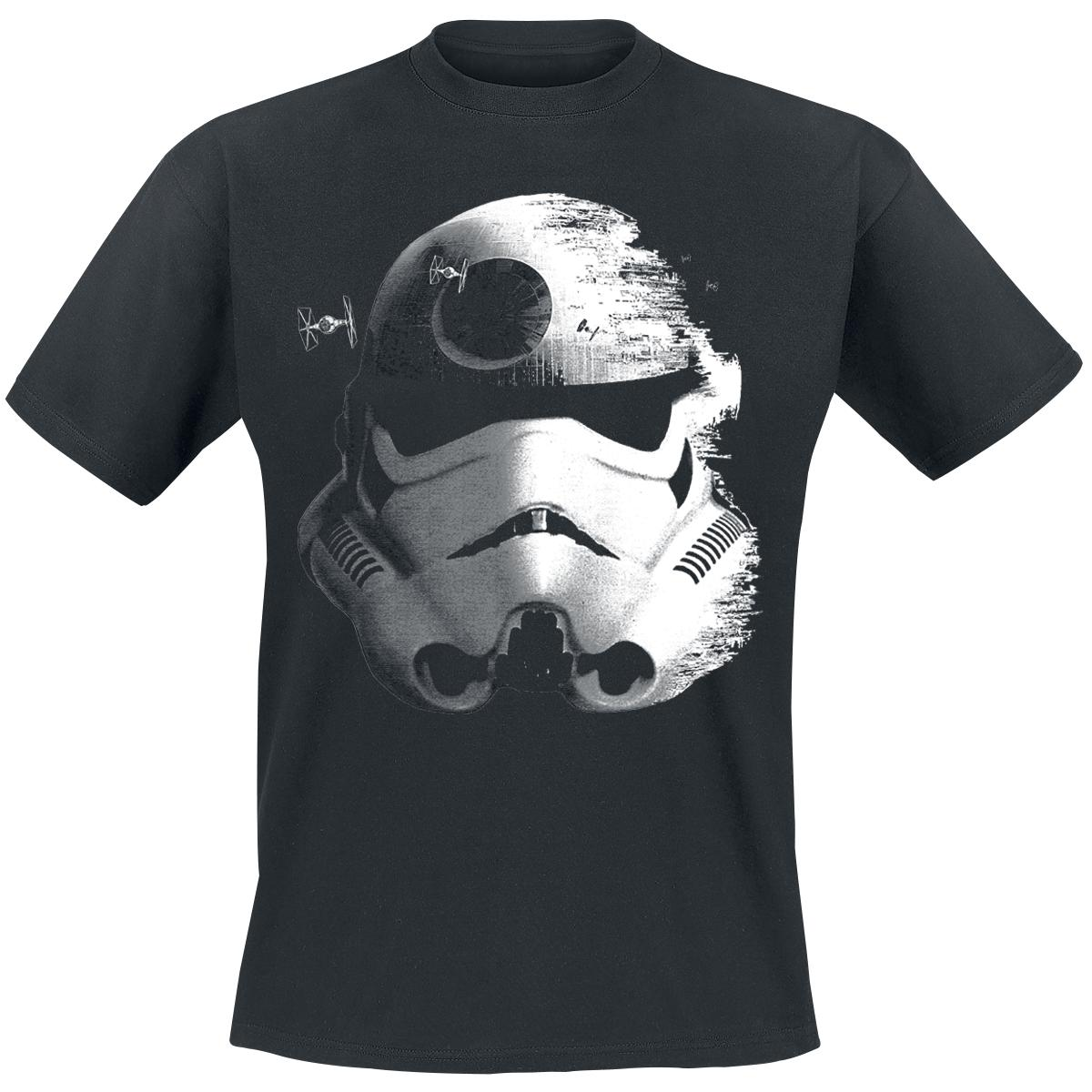 Stormtrooper Deathstar T Shirt Design Fancy