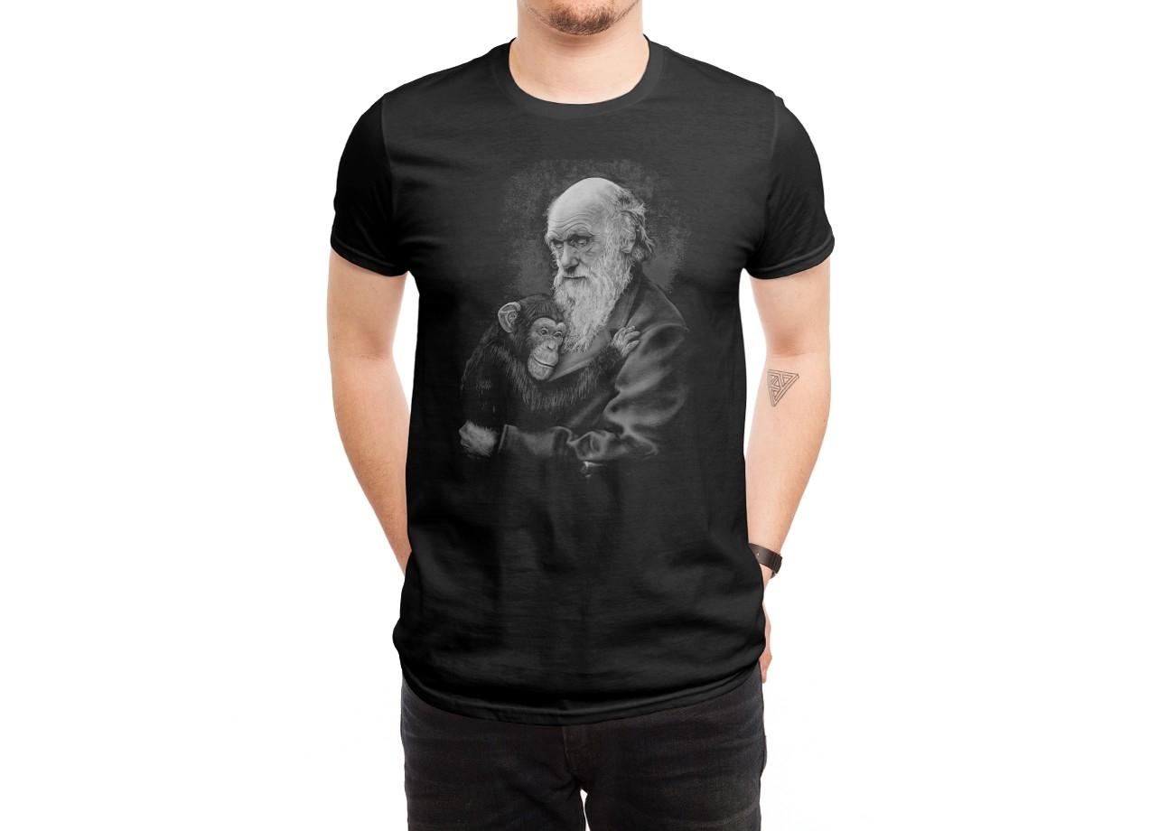 COMMON DESCENT T-shirt Design by Michael Bancroft man
