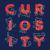 CURIOSITY IS A NINE LETTER WORD T-shirt Design woman tee main
