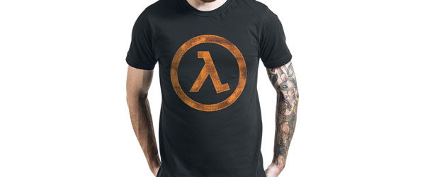 Half-Life 2 - The Orange Box T-shirt Design tee main