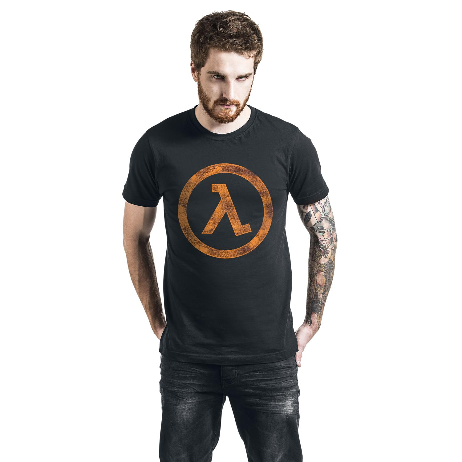 Half-Life 2 - The Orange Box T-shirt Design tee