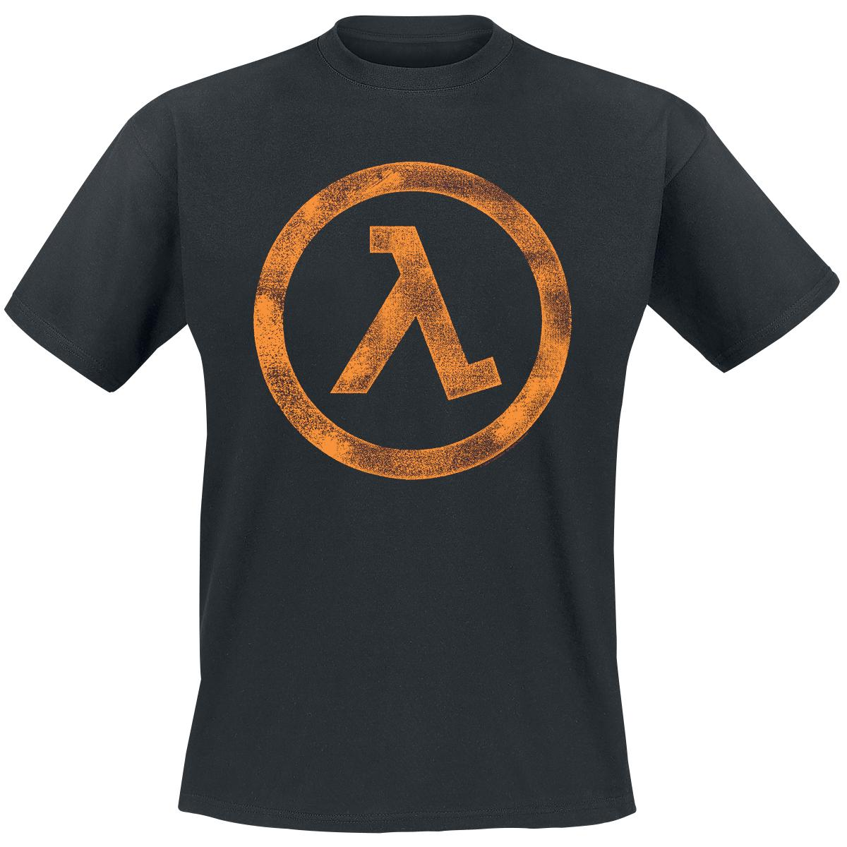Half-Life 2 - The Orange Box T-shirt Design