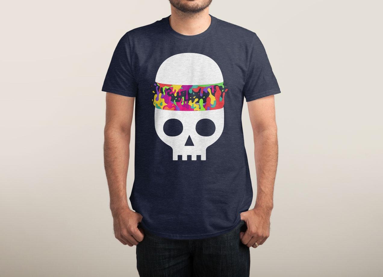 IT'S WHAT'S INSIDE THAT COUNTS T-shirt Design by John Tibbott woman