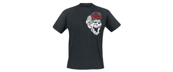 Los Mayans T-shirt Design front main
