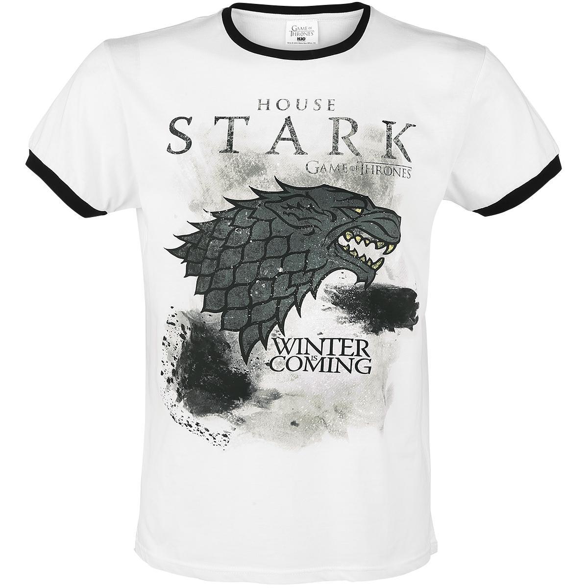 Stark Storm T-shirt Design tee