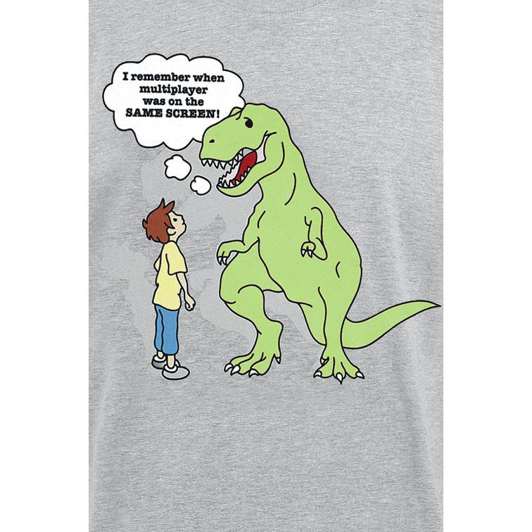 T-Rex T-shirt Design design