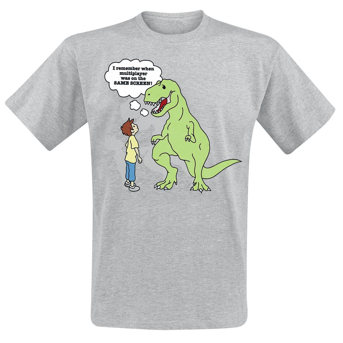 T-Rex T-shirt Design tee