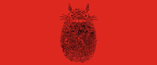 UNUSUAL FINGERPRINT T-shirt Design by M SAFII MAINIAL design main