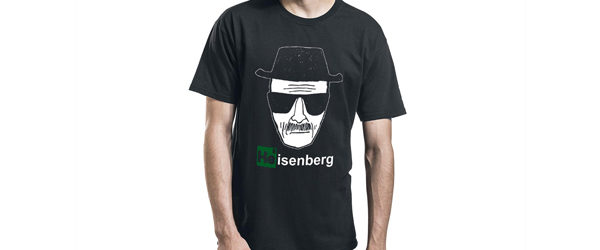 Heisenberg T-shirt Design main