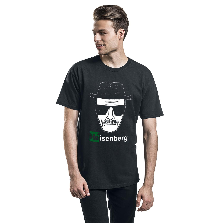 Heisenberg T-shirt Design man