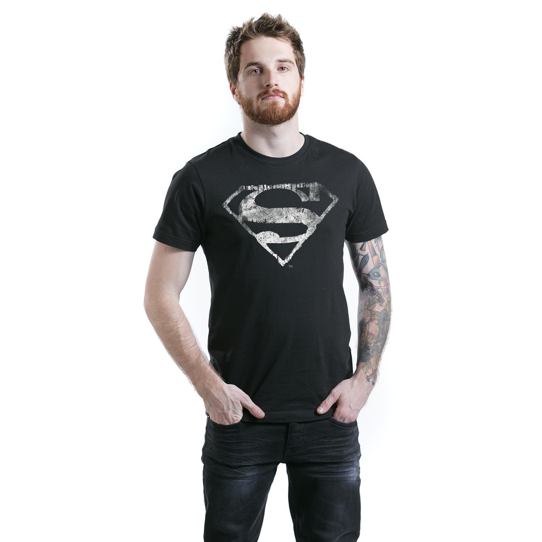 Logo Mono Distressed T-shirt Design man tee