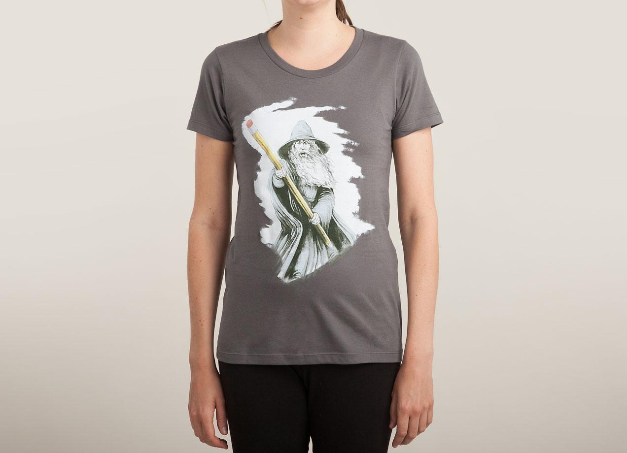THE MAGIC ERASER T-shirt Design woman