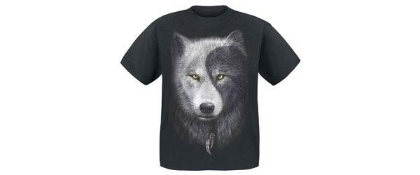 Wolf Chi T-shirt Design t-shirt main