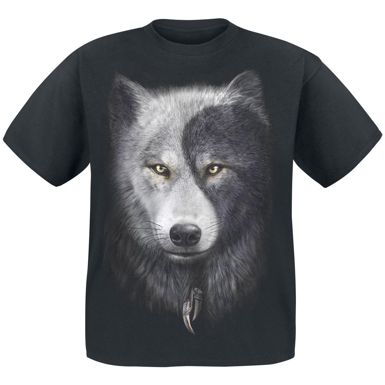 Wolf Chi T-shirt Design t-shirt