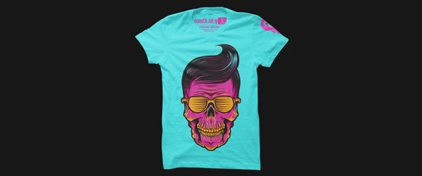 SUNSHINE GREASER T-shirt Design tee main