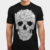 Sketchy Cat Skull T-shirt Design by Dinny main image