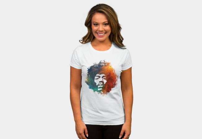 Hendrix Nebula woman tee