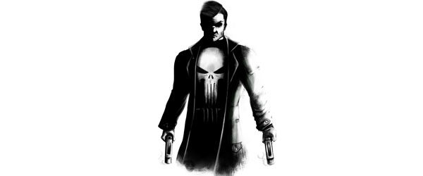 THE PUNISHER T-shirt Design main image