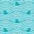 WAVES OF SHARKS T-shirt Design main