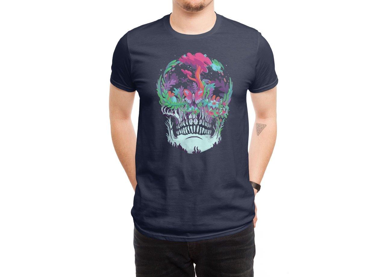 BEYOND DEATH T-shirt Design by Mathijs Vissers man
