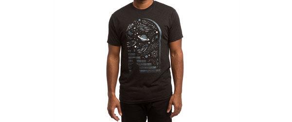 OPEN SPACE T-shirt Design by Cody Weiler main