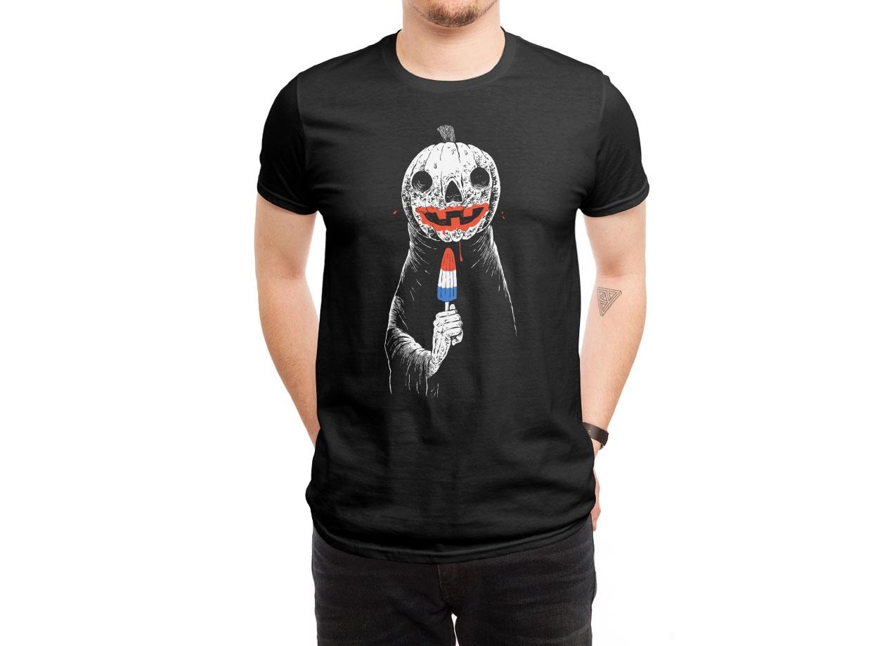 TERRIBLE SUMMER T-shirt Design by Sam Heimer man