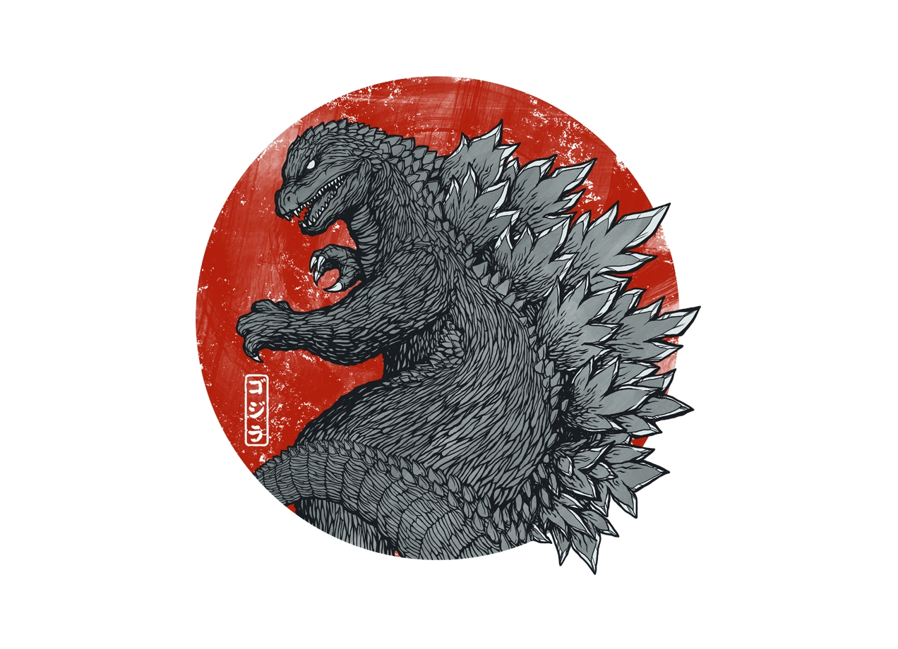 TOKYO KAIJU design