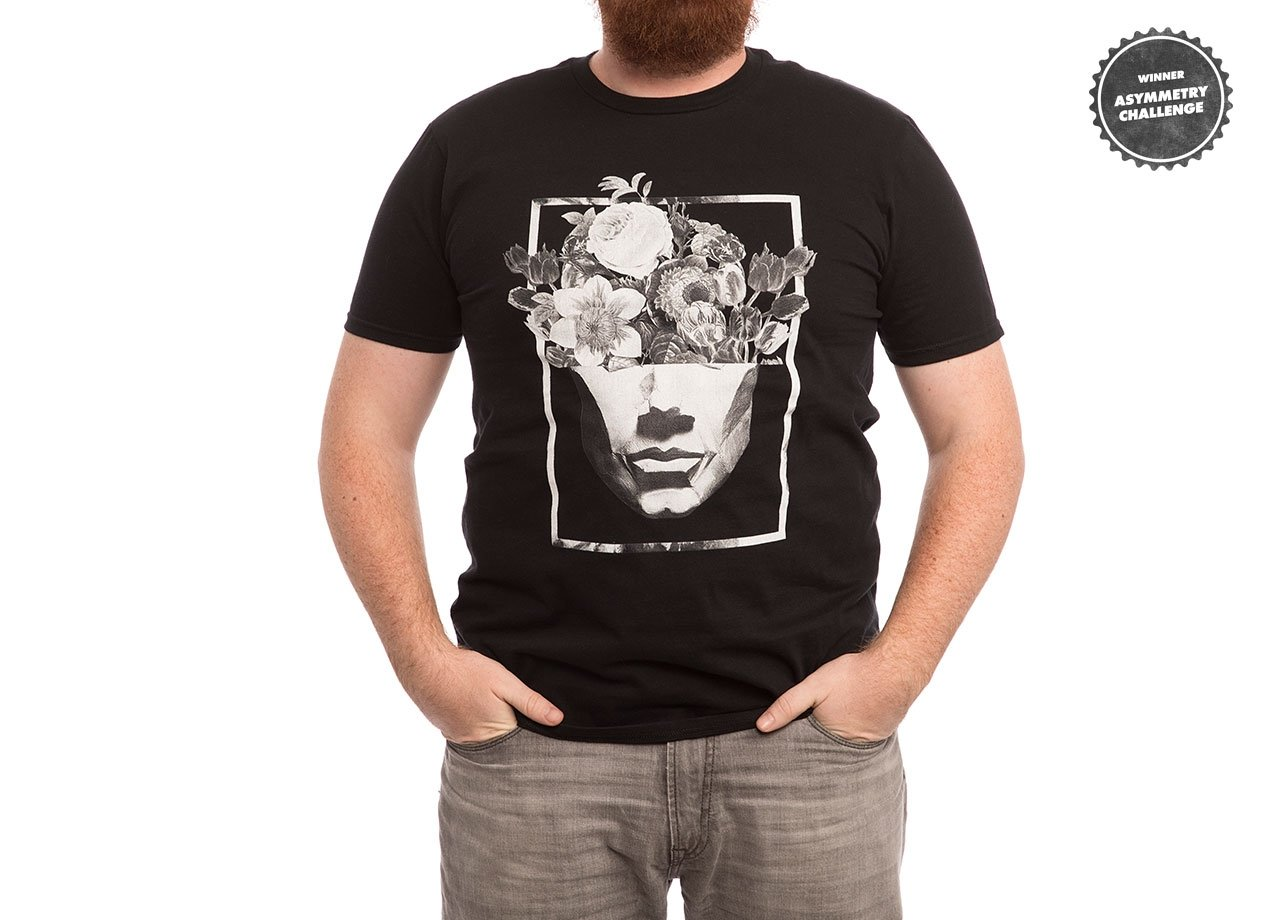 DIVIDE T-shirt Design by Forrest D man