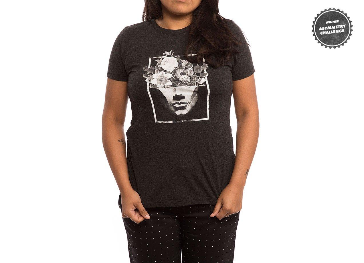 DIVIDE T-shirt Design by Forrest D woman