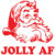 JOLLY AF T-shirt Design by Pete Styles main design