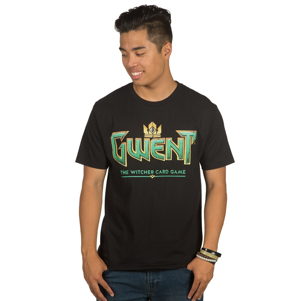 The Witcher 3 Gwent Classic Logo Premium Tee