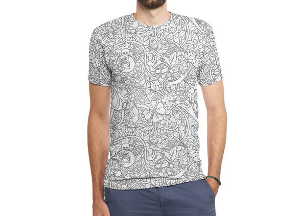 Mojo Jungle t-shirt design
