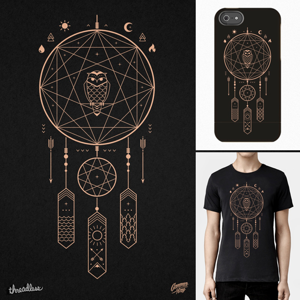 Unity, t-shirt design by Grant Stephen Shepley