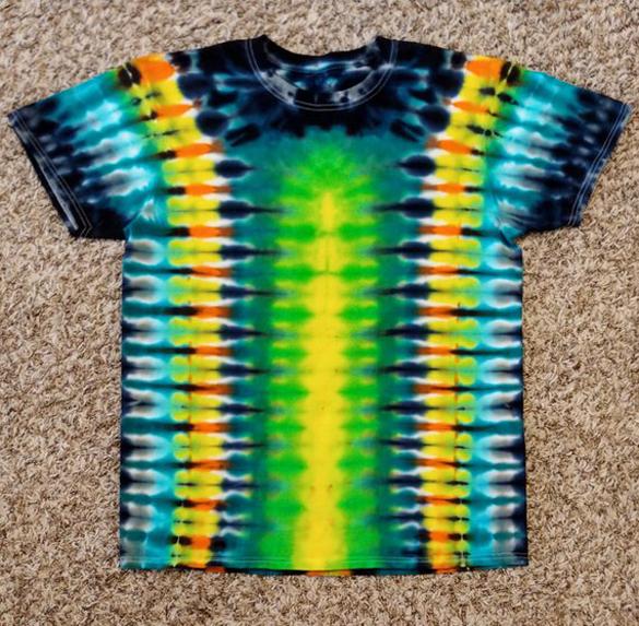 Handmade Tie Dye Shirt Design Fancy T Shirts
