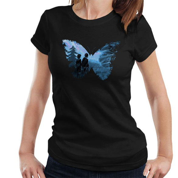 Choice Blue Butterfly Life Is Strange T-Shirt design