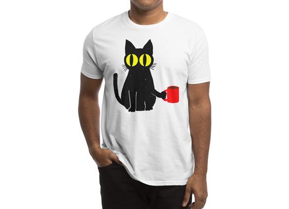 Catfeine t-shirt design