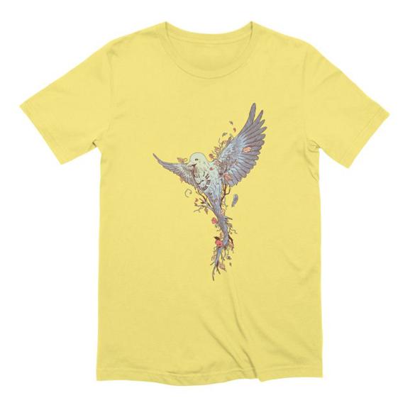 Tempus Fugit t-shirt design