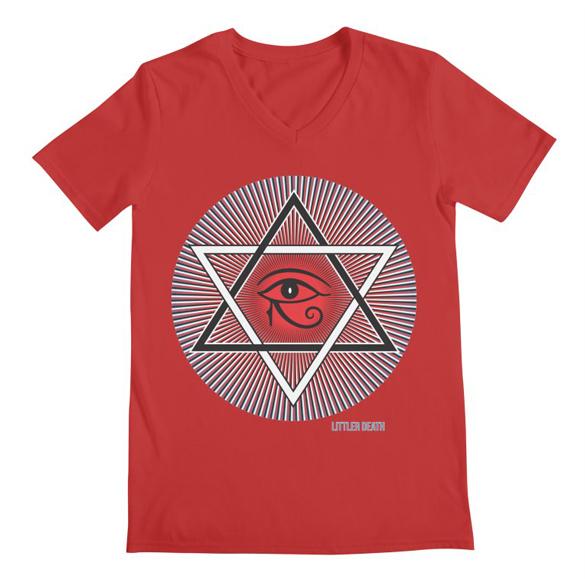 AHT Little Death t-shirt design