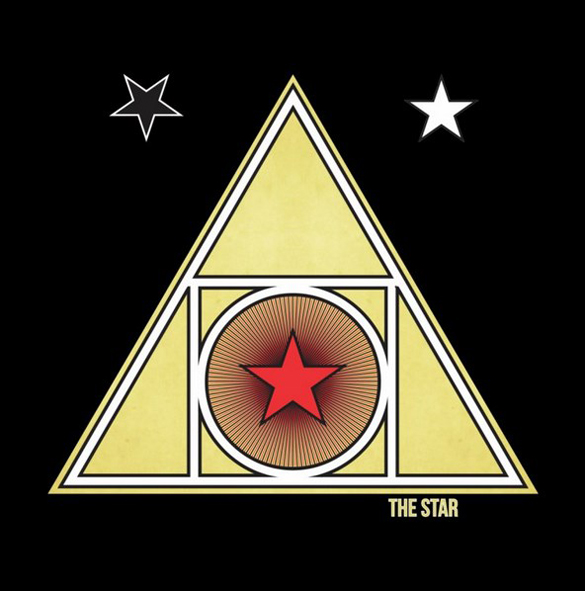 AHT The Star t-shirt design