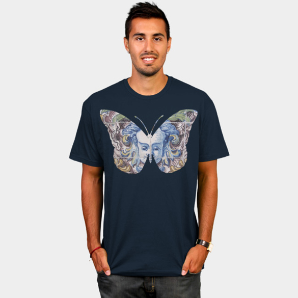 My Butterfly v.2 t-shirt design