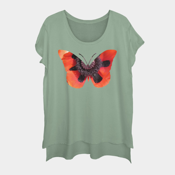 My Butterfly v.3 t-shirt design