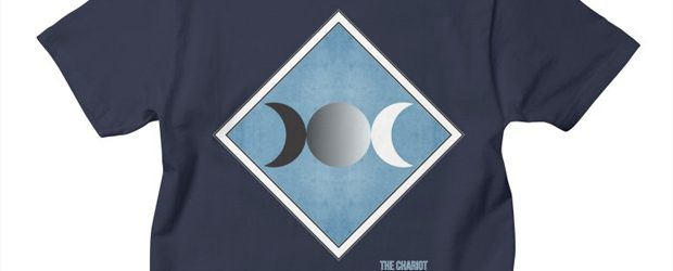 AHT The Chariot t-shirt design