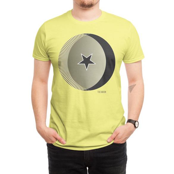 AHT The Moon t-shirt design