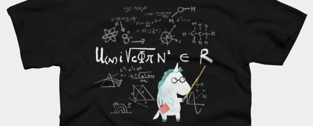 The science of unicorn t-shirt design
