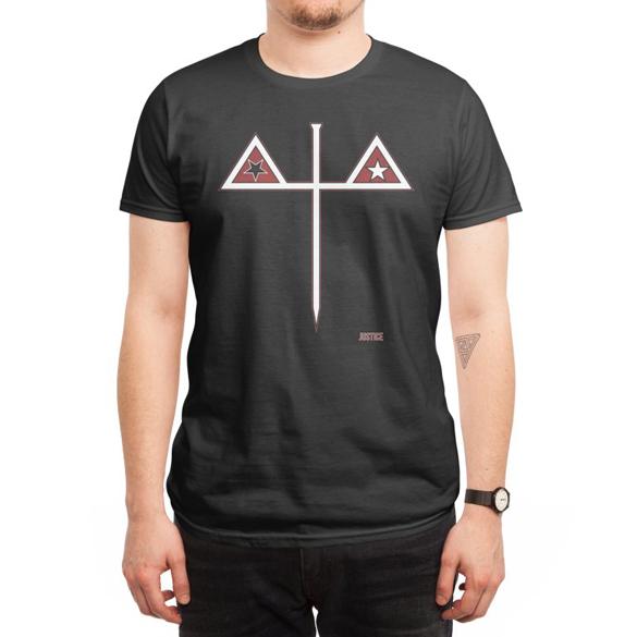 AHT Justice t-shirt design