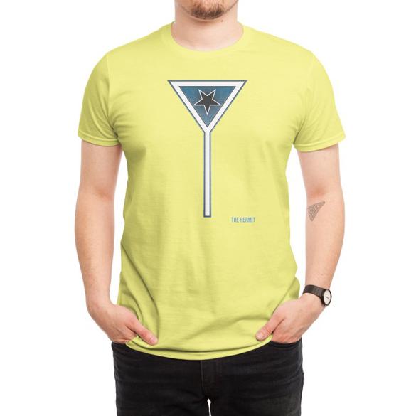AHT The Hermit t-shirt design