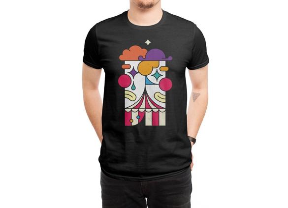 Big Top Drama t-shirt design